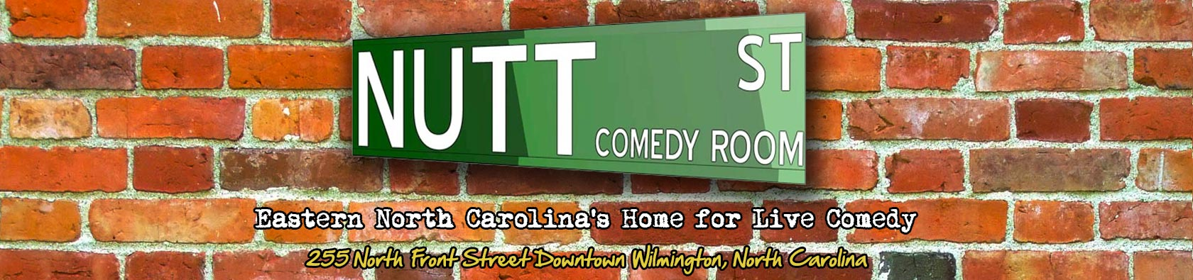 Nutt Street Comedy Room Open Mic @ Nutt Street Comedy Room | Wilmington | North Carolina | United States