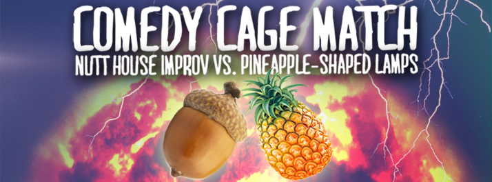 COMEDY CAGE MATCH: ROUND TWO! @ TheatreNOW | Wilmington | North Carolina | United States