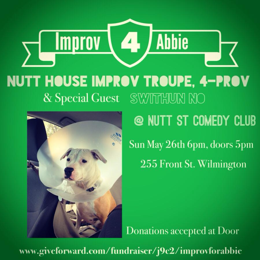 Improv for Abbie