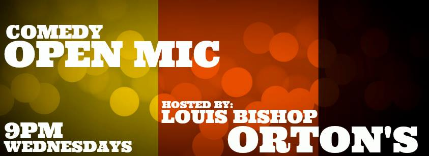 Comedy Open Mic Hosted By Louis Bishop @ Longstreet's | Wilmington | North Carolina | United States