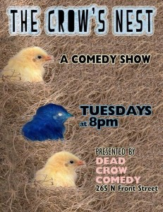 Crows Nest @ Dead Crow Comedy Room  | Wilmington | North Carolina | United States