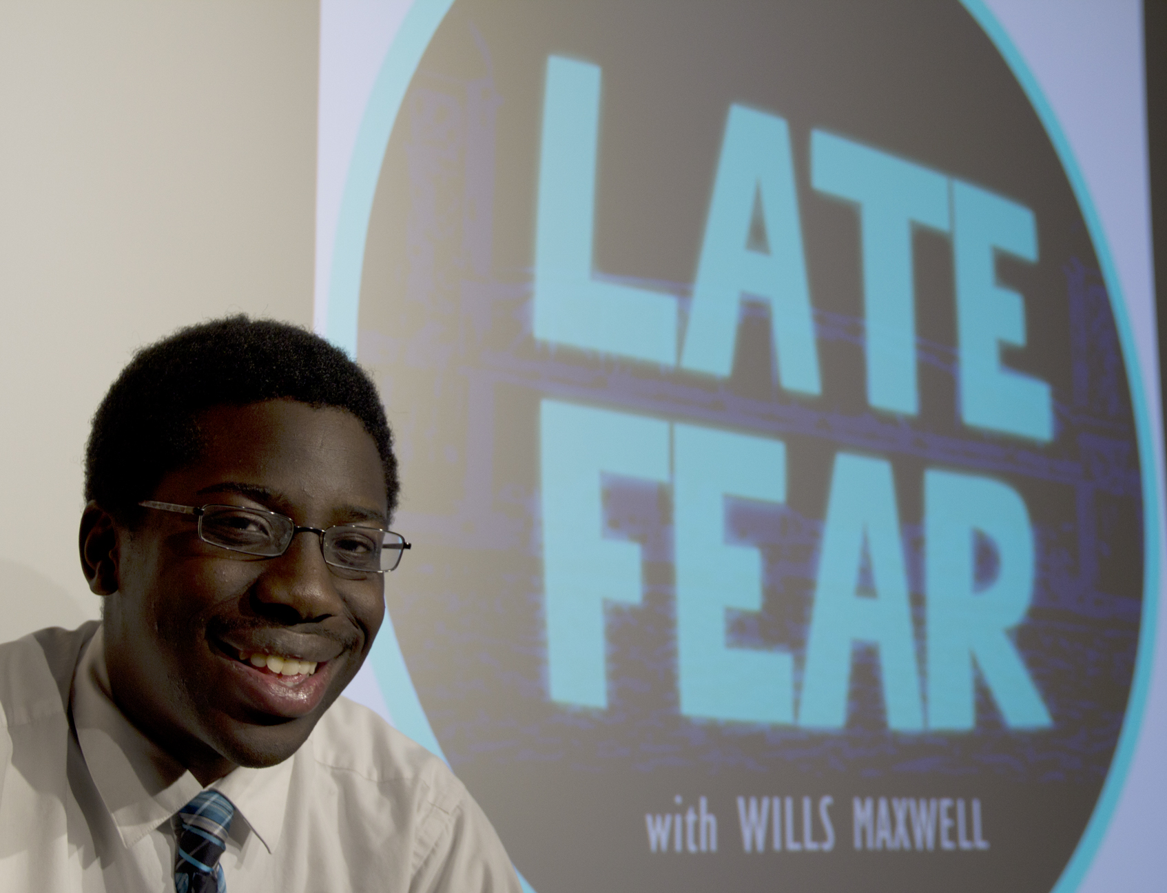 Late Fear with Wills Maxwell @ TheatreNOW | Wilmington | North Carolina | United States