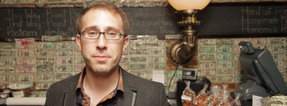 Louis Katz @ Dead Crow Comedy Room  | Wilmington | North Carolina | United States
