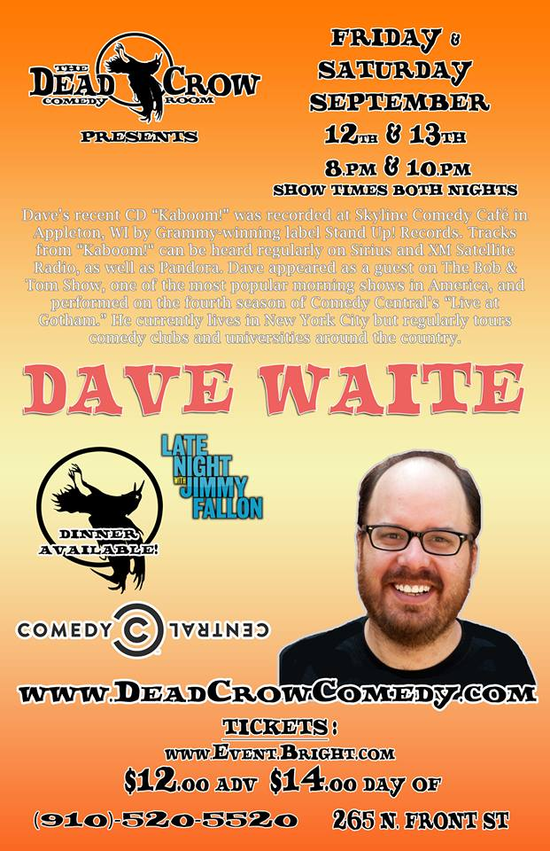 Dave Waite Poster