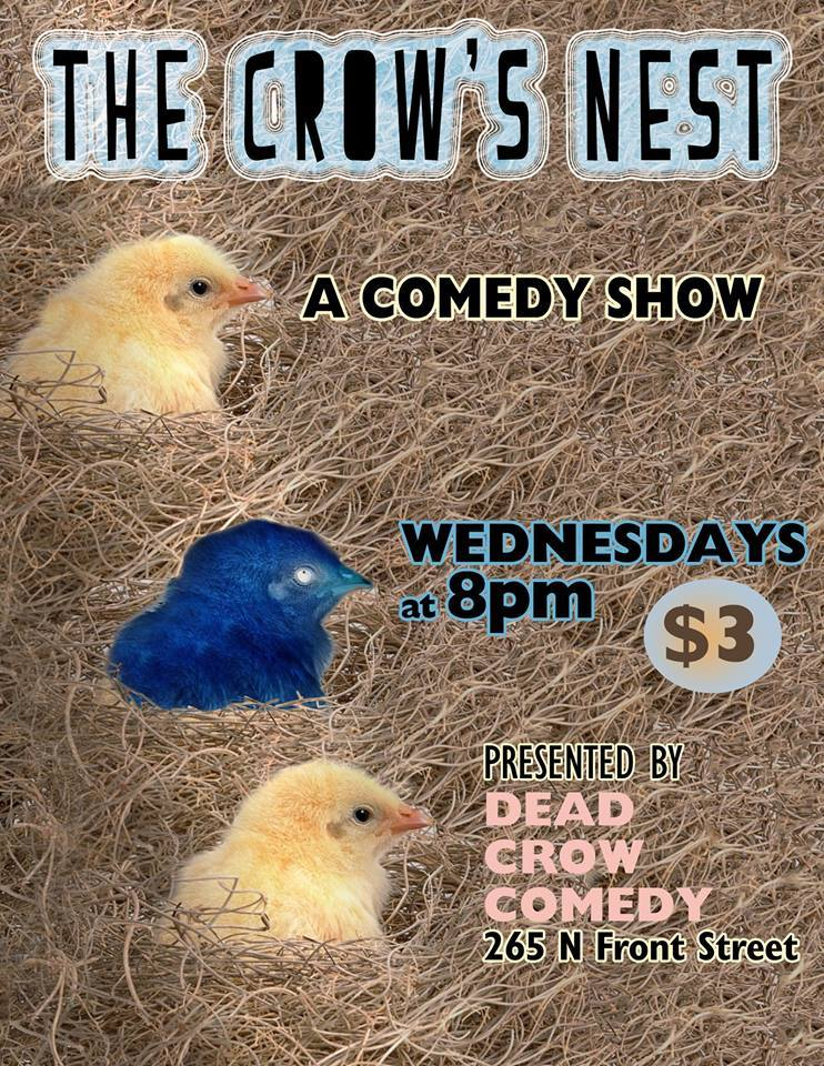 Crow's Nest Wednesday